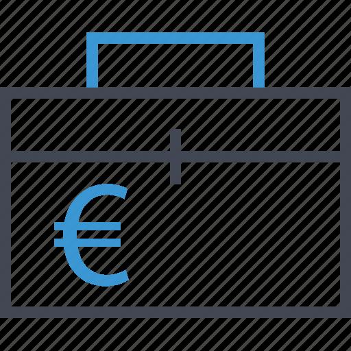 euro, pro, professional icon