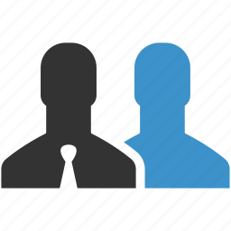 avatars, business, businessmen, group, men, people, users icon