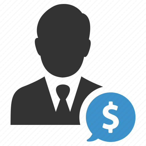 businessman, dollar, earnings, finance, income, money, salary icon