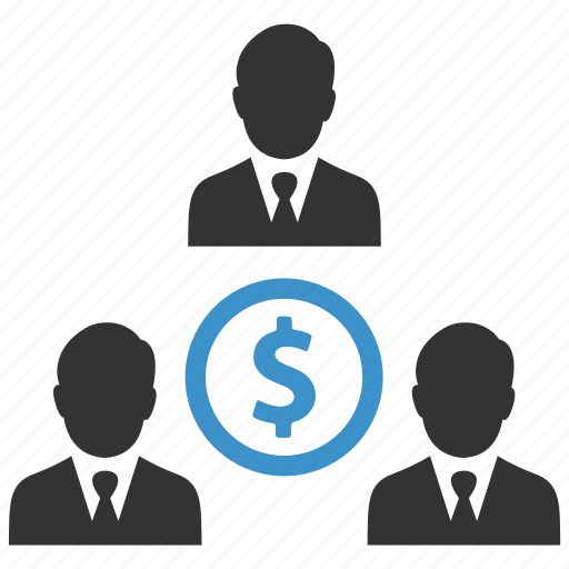 business men, dollar, earnings, finance, income, money, salary icon