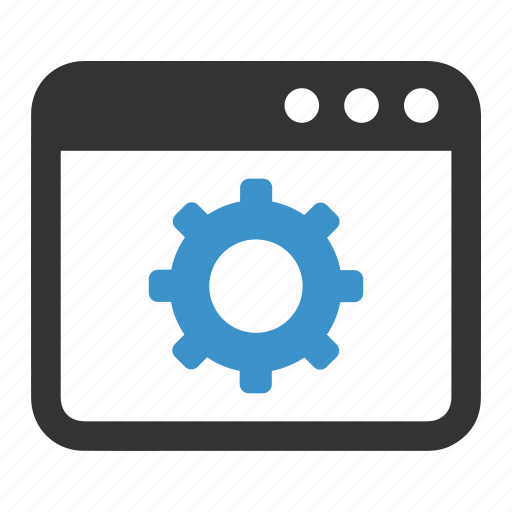 cog, configure, gear, options, preferences, process, settings icon