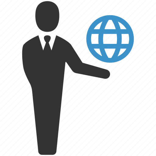 browsing, global, globe, internet, user, web, website icon