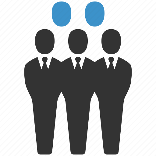 business, business people, community, customers, group, people, team icon
