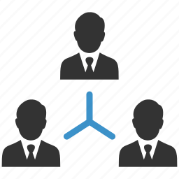 business group, business people, business team, businessmen, hierarchy, organization icon