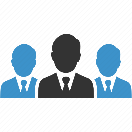 business, business group, business people, business team, businessmen, people, users icon
