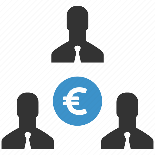 business, earnings, euro, finance, funding, funds, income icon