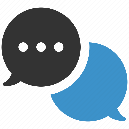 communication, feedback, message, messaging, sms, talk icon
