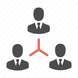 business, connection, group, link, people, team, users icon