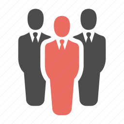 business, group, men, partners, people, team, users icon