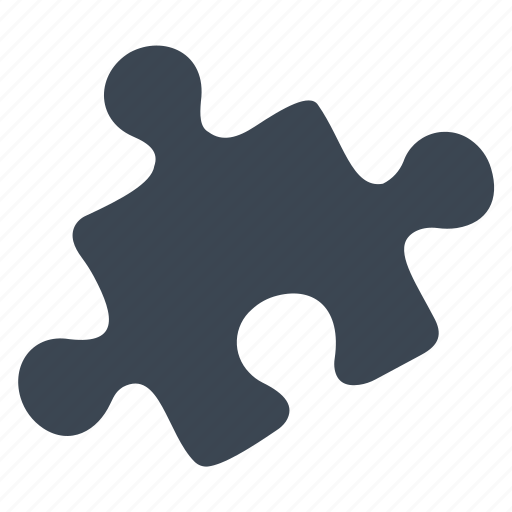 puzzle, solution, solve icon