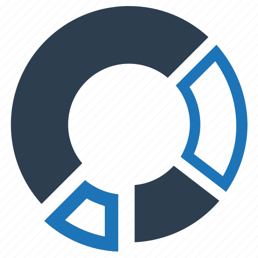 analytics, business, pie chart, statistics icon