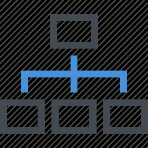 diagram, flowchart, plan, planning icon