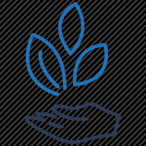 business, entrepreneur, leaf, leaves, startup icon