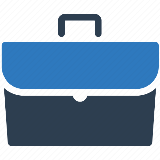 Bag, briefcase, career, case, documents, portfolio, suitcase icon - Download on Iconfinder