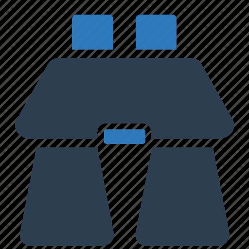 Binocular, binoculars, explore, find, search, view icon - Download on Iconfinder