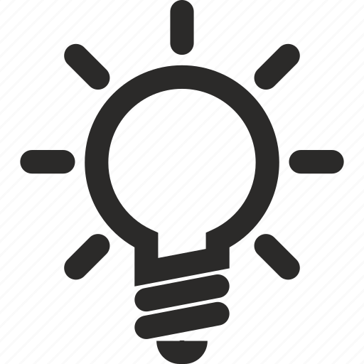 bulb, business, concept, creativity, idea, imagination, light icon