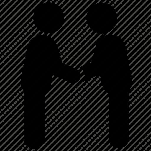 deal, handshake, meeting, partner, partners icon