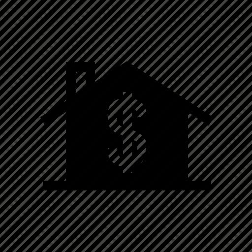 finance, home, house, money, refinancing, refinancing home, shop icon