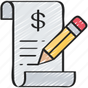 business, ecommerce, financial, money, report, writing