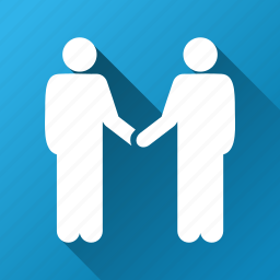 agreement, business, contact, contract, handshake, meeting, partnership icon