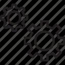 cogs, cogwheel, gear, gearwheel, settings
