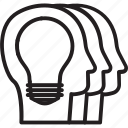 idea share, idea, innovation, invention, bulb