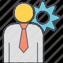 ability, capability, competency, productivity, skill icon