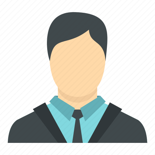 business, businessman, member, person, suit, tie, worker icon