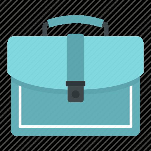 brief, briefcase, business, job, lock, pack, trip icon