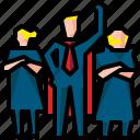 business, leader, leadership, manager, motivation, team, teamwork
