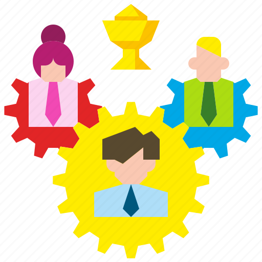 cogwheel, concept, gear, progress, team, teamwork, wheel icon