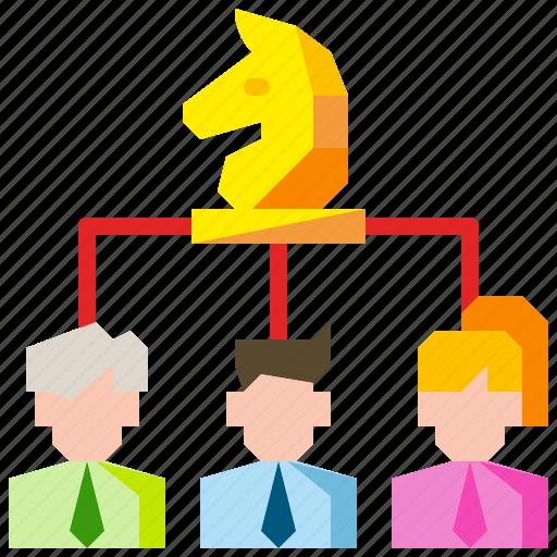 Business, marketing, plan, strategy, team, teamwork icon - Download on Iconfinder