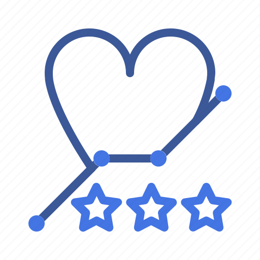 Emotional, heart, love, maturity, star icon - Download on Iconfinder