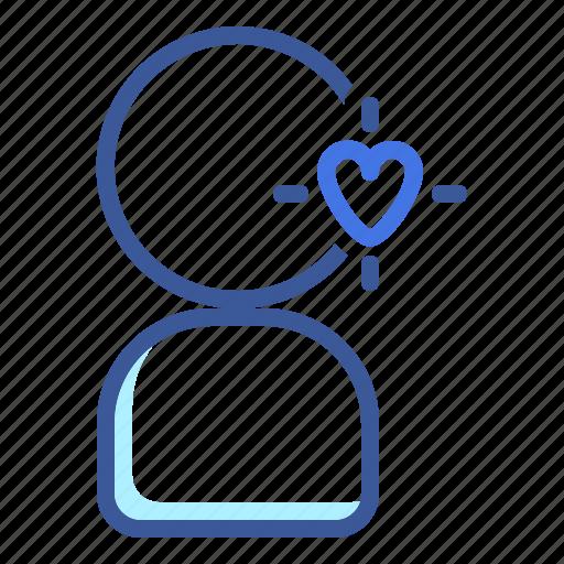 esteem, man, self, user icon