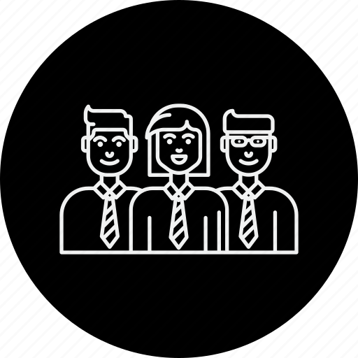 Company, group, leader, people, team, workgroup icon - Download on Iconfinder