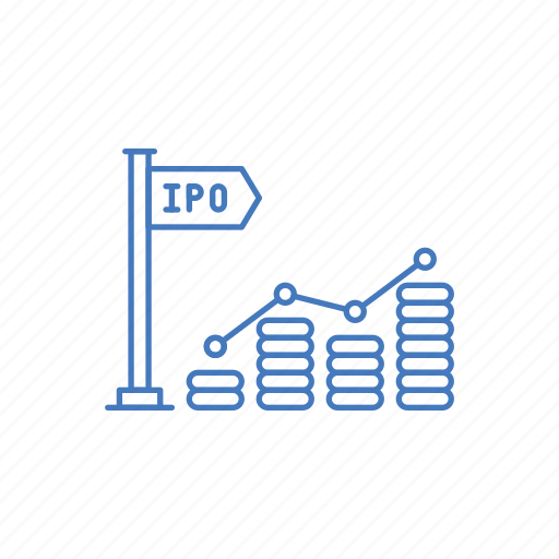 initial, ipo, market, offer, public, release, stock icon