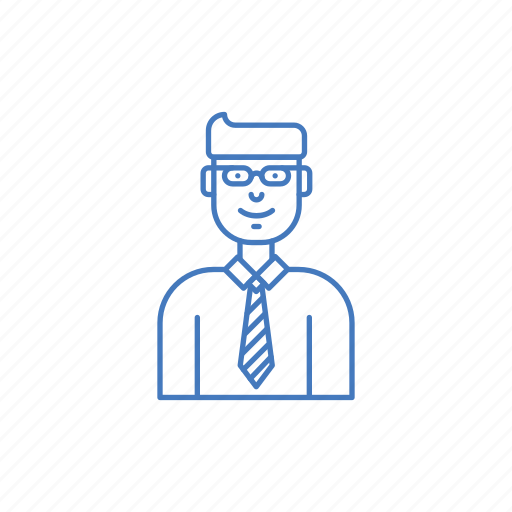 avatar, business, dealer, salesman, trader, tradesman icon