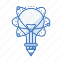 brainstorm, bulb, business, idea, innovation, light, lightbulb icon