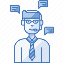 avatar, consultant, customer, help, relation, supprot icon
