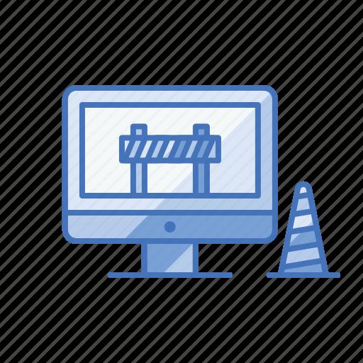 application, business, concept, design, development, website icon