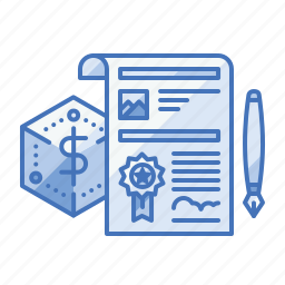 business, buying, contract, deal, overtake, selling, signing icon