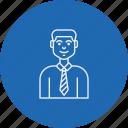 avatar, businessman, enthusiast, entrepreneur, male, startup
