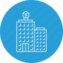 building, business, company, corpotation, enterprise icon
