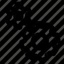 gear, mechanism, settings, system icon
