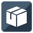 box, christmas, delivery, feedex, gift, parcel, product icon