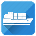 business, delivery, free shipping, ship, shipping icon