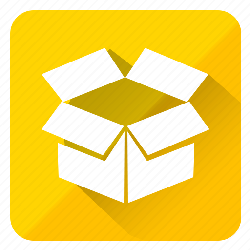 box, delivery, delivery box, gift, openbox icon