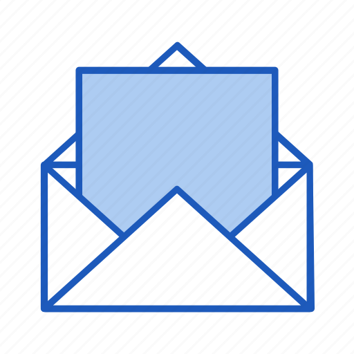 business, email, inbox, letter, message, office, read icon