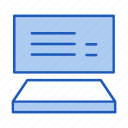 business, computer, digital, internet, office, technology icon