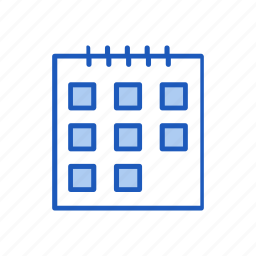 business, calendar, date, day, office, schedule, time icon